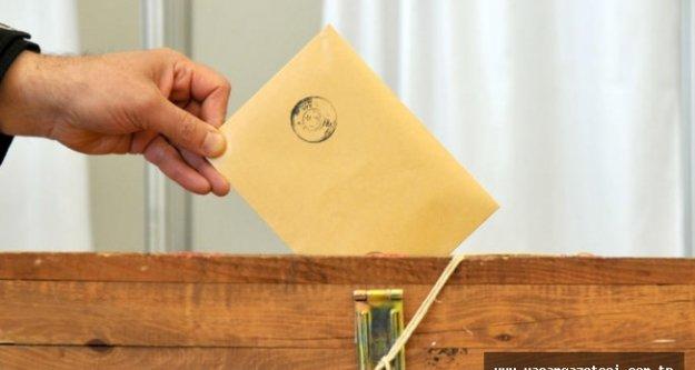 Ahırlara Oy Kaydırılıyor!