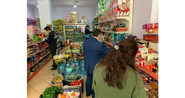 Tuzluca'da Bozuk Gıda Üreticileri Yakalandı