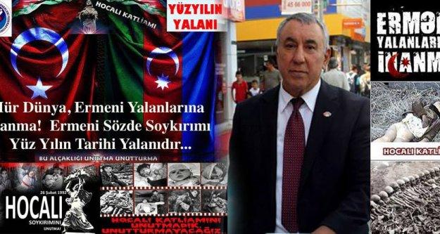 Ermenilerin Katlettiği Hakmehmet Şehitleri Anılacak.
