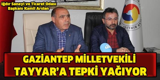 ŞAMİL TAYYAR'A TEPKİ YAĞIYOR..!