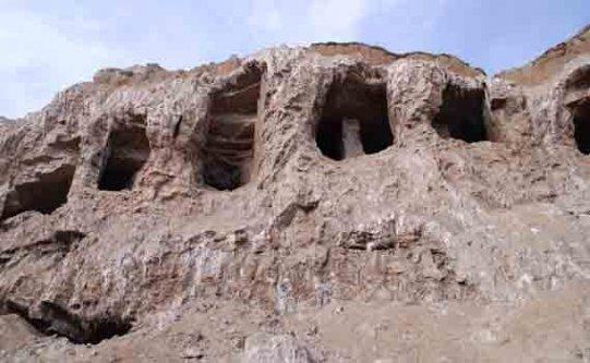 Iğdır Tuz Mağaraları Dikkatleri Üzerine Çekiyor