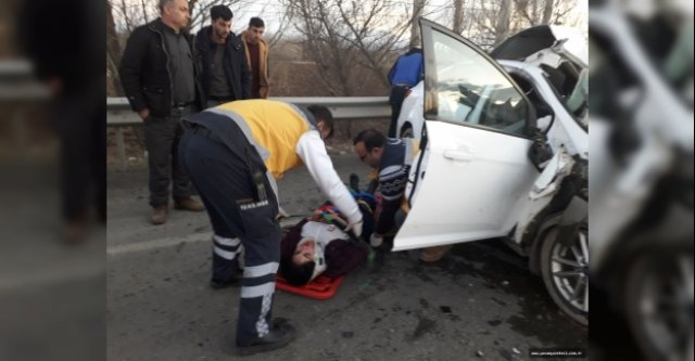 Iğdır'da feci kaza 2 ölü