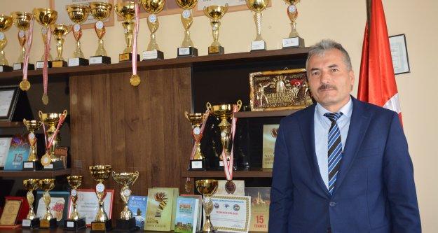 İmkb Anadolu Lisesi Başarıya Doymuyor.