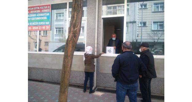 İSTANBUL'DA ZOR DURUMDA OLAN AZERBAYCANLI AİLLER YARDIM BEKLİYOR