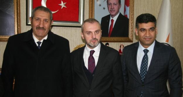 Nurettin Aras'tan Ali Kemal Ayaz'a açık destek