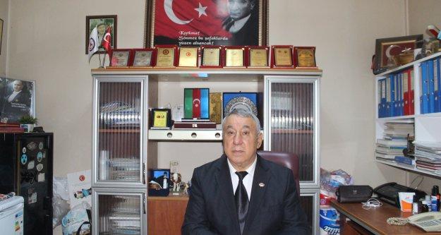 SERDAR ÜNSAL '24 NİSAN BİR ERMENİ  VE EMPEYALİST YALANIDIR'DEDİ.