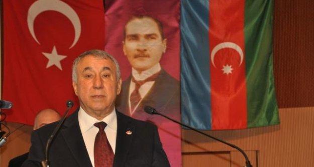 """TADDEF  GENEL BAŞKAN YARDIMCISI SERDAR ÜNSAL"""" AZERBAYCAN SONSUZA KADAR YAŞAYACAK """"DEDİ"""