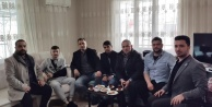 İdlip Gazilerine ziyaret