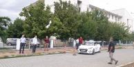 Iğdır'da maskeli MTSK Sınavı Yapıldı
