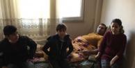 Amosoy ailesi yardım eli bekliyor