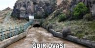 Iğdır Ovası Sulama Sezonu Açıldı