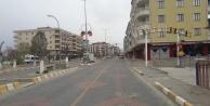 Iğdır Vali Yolu Caddesi boş insanlar kurallara uyuyor