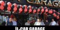 İl car garage hizmete açıldı