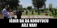Türkiyenin en dogusu olan ıgdır da da  koruyucu aile var