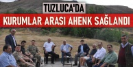 Tuzluca'da kurumlar arası ahenk sağlandı