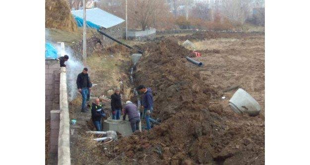 Tuzluca Belediyesi'nin Çalışmaları Devam Ediyor