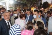 İYİ Parti Lideri Meral Akşener Iğdır'da