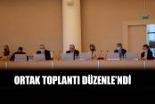 Ortak toplantı düzenle'ndi