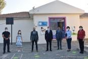 Milli Eğitim Bakan Danışmanı Erhan Angın,Iğdır'da
