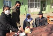 Öğrenciler saygıyı, yaşlılar tecrübeyi paylaştı