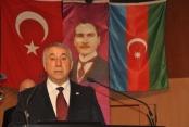 """ÜNSAL,""""KARABAĞDAKİ SÖZDE SEÇİME SESİZ KALAN AGİT VE BM'Yİ KINIYORUZ"""