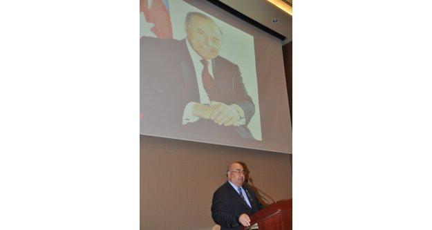 Yücel Artantaş: Haydar Aliyev, iki devlet bir millet kavramının yaratıcısıdır