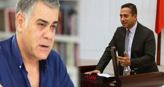 "CHP'li Mİlletvekilinden Özışık'a 'Yine yüzünüz kızarmayacak"""