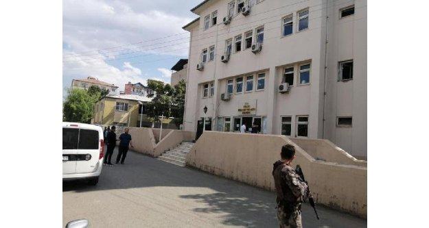 Iğdır Adliyesinde Silahlı Çatışma 1 kişi hayatını kaybetti