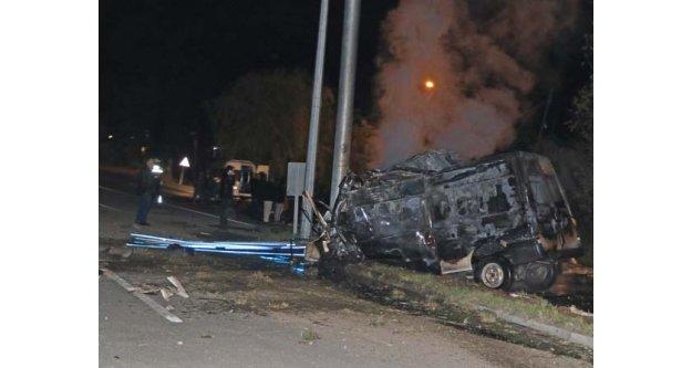 Iğdır'da korkunç kaza: 17 ölü 36 yaralı