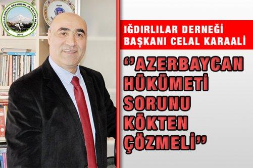 Karaali: Azerbaycan...