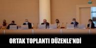 Ortak toplantı düzenle#039;ndi
